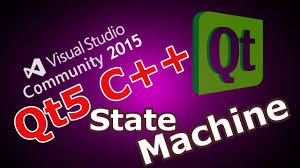 Qt5 C How To Create State Machine In Qt Qstatemachine Qeventtransition 23