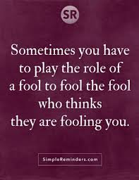 Fooling Yourself Quotes Best of Hard To Fool Yourself That You're A Fool First Before You Can Fool