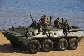 """Почему Морскую пехоту России зовут """"<b>черная</b> смерть ..."""