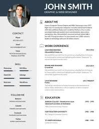 Impressive Resume Templates Impressive Resume Templates Best Example Resume Cover Letter 8