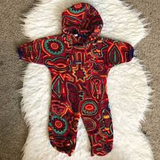 Patagonia Infant Size Chart Patagonia Infant Baby Fleece Bunting Suit Unisex