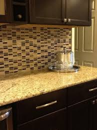 backsplash pictures for granite countertops. Granite Countertops Glass Tile Backsplash Precious Black With Property Pictures For