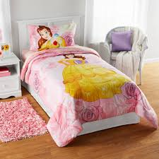 disney belle enchanted belle reversible twinfull bedding
