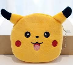 Online Shop <b>HOT</b> Gift 10CM <b>Kawaii</b> Pikachu Plush BAG , With ...