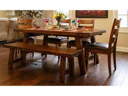 tremont piece dining set includes table and  side chairs