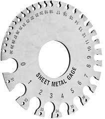 18 gauge sheet metal thickness sheet metal gauge to decimal conversion