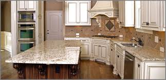 stone countertops and tile