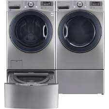 new lg washer and dryer. Modren And 53 Total Capacity LG TWINWash Bundle With SideKick And Electric Dryer For New Lg Washer And N