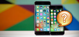 The iPhone 6, iPhone 6S and