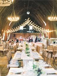 Lighting ideas for weddings Outdoor Lighting Creative String Light Ideas For Romantic Wedding Reception The Knot Ways To Get Creative With String Lights