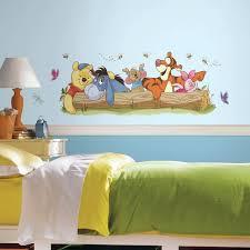 pooh wall art