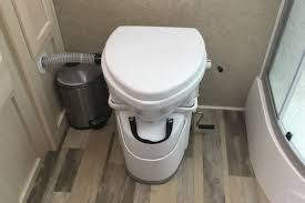 nature s head toilet installed