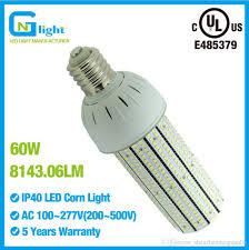 60 Watt Light Bulbs For Sale 60 Watt Led Corn Cob Bulb Lights 8143lm Mogul Base Replace 300 Watt Metal Halide Fixture Light 6000k Cool White Car Led Bulbs Buy Led Bulbs From