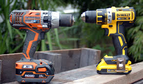 dewalt impact driver vs drill. brushed vs. brushless motors dewalt impact driver vs drill