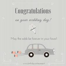 23 best a new life wedding wishes images on pinterest wedding Congratulations Your Wedding Anniversary congratulations on your wedding day! may the odds be forever in your favor! congratulations your wedding anniversary quotes