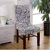 king do way set of 4 chair cover ed chair slipcovers removable washable for hotel dining
