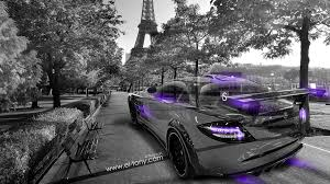 mercedes benz slr mclaren crystal day paris car