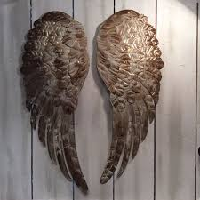 innovation idea metal angel wings wall decor small home inspiration as rfequilibrium com black for