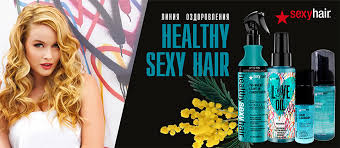 Каталог <b>SEXY HAIR</b> – купить дешево в интернет-магазине РИВ ...