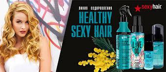 <b>Праймеры SEXY HAIR</b> – купить дешево в интернет-магазине ...