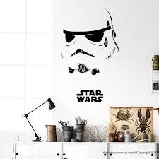 stormtrooper darth vader starwars star wars vinyl wall stickers wall decals home decor wall art decal