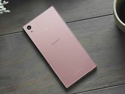 sony xperia z5. sony xperia z5 pink colour variant launched a