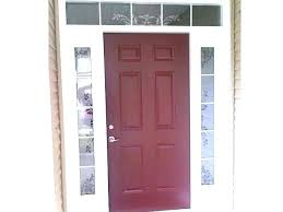 doors with glass inserts wonderful window for interior entry door french blinds