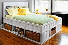storage bed plans. Platform Storage Bed Plans