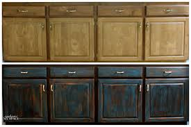 antiquing kitchen cabinets with stain concept black distressed kitchen cabinets best 25 ideas annie 0