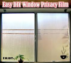 diy window privacy