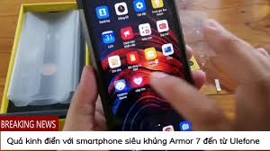 ULEFONE ARMOR 7 - SMARTPHONE SIÊU BỀN 3 CAMERA RAM8GB ROM128GB PIN 550 –  SmartPhoneStore.vn