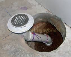 basement shower drain clogged sewer smell stinks