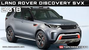 2018 land rover discovery price. contemporary price 2018 land rover discovery svx review rendered price specs release date on land rover discovery price c