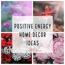 5 positive energy home decor ideas