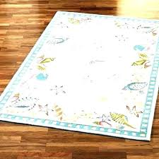 coastal rugs for round nautical rug breathtaking kitchen beach themed bathrooms design outdoor runner living