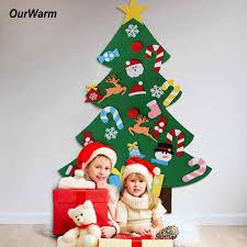 Detail Feedback Questions about <b>OurWarm DIY</b> Felt Christmas Tree ...