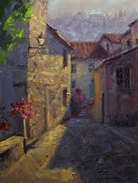 andre lucero american plein air painter tutt art pittura scultura