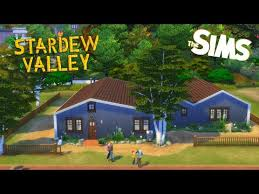 Building Sam's House (Stop Motion Speedbuild!) // Stardew Valley Meets The  Sims - YouTube