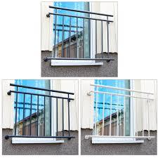 V2aox Französischer Balkon Geländer Balkongeländer 90 X 100 225 Cm