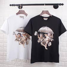 Womens White Designer T Shirt 2019 Womens Designer T Shirt Letter Printed Short Sleeve Tee For Summer Black White Breathable Brand Tshirts