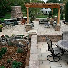 Small Picture Outdoor Patio Designs Landscaping and Landscape Design for Patio