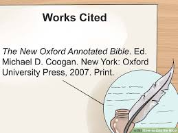How To Quote The Bible Enchanting 48 Ways To Cite The Bible WikiHow