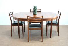 vine 1970 s oval g plan dining table and 4 chairs