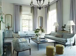 an elegant home in new york preciously me living room with high