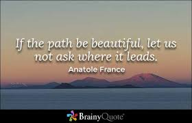40 Path Quotes QuotePrism Adorable Path Quotes