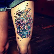 35 Best Leg Tattoo Designs For Women Feedpuzzle