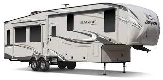 2017 eagle fifth wheels