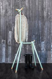 furniture for hanging clothes. a silly piece of furniture to hang your clothes on for hanging