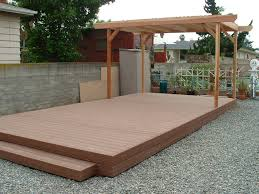 decks and patios on a budget