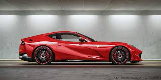 The superfast is in essence a widely and significantly updated version of the f12. Ferrari 812 Superfast Tuning With High End Parts Wheelsandmore Wheelsandmore Tuning